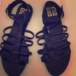 b4aaa87f3df Authentic Givenchy gladiator sandals